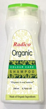 Radico Organic Colour Care Shampoo images