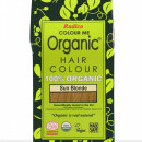 Certified Organic Hair Color Dye -Sun Blonde