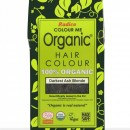 Certified Organic Hair Color Dye - Darkest Ash Blonde