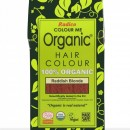 Certified Organic Hair Color Dye - Reddish Blonde