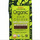 Certified Organic Hair Color Dye - Light Reddish Blonde