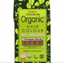 Certified Organic Hair Color Dye - Champagne Blonde