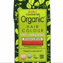Certified Organic Hair Color Dye - Strawberry Blonde