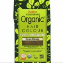 Certified Organic Hair Color Dye - Beige Blonde