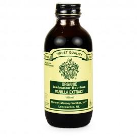 Poze Extract Natural De Vanilie Bourbon Madagascar Organic 118ml