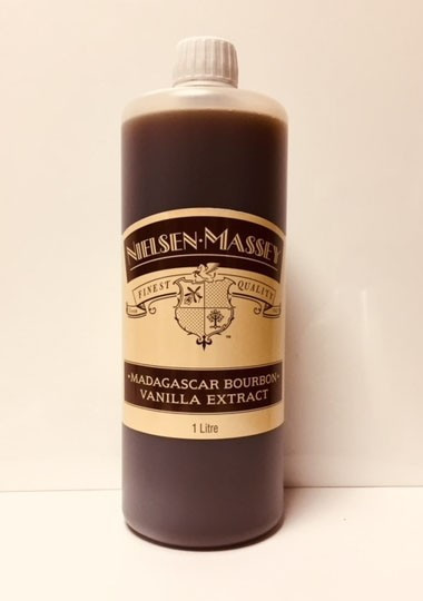 Extract Natural Vanilie Bourbon Madagascar 1L