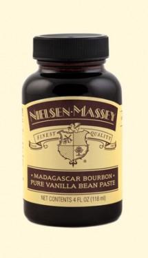 Poze Pasta De Vanilie Bourbon Madagascar 118ml