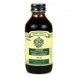 Extract Natural de Vanilie Bourbon Madagascar Organic 60ml