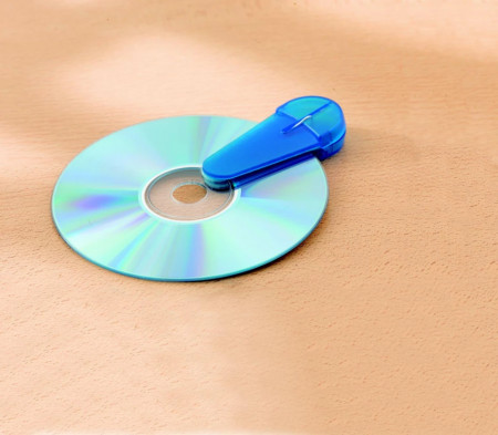 Accesoriu curatare CD-uri