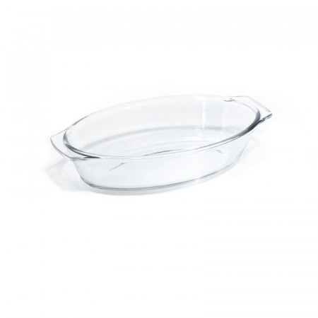 Mini vas oval pt copt - sticla