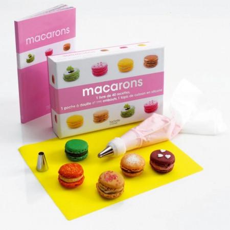 Set cadou Macarons