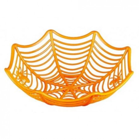 Cos Decorativ Panza De Paianjen Halloween