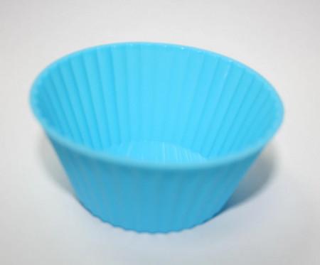 Forma din silicon pentru briose