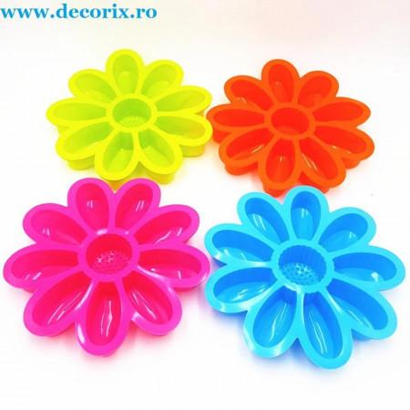 Forma silicon floare