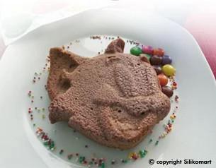 Forma din silicon pentru prajitura Tom