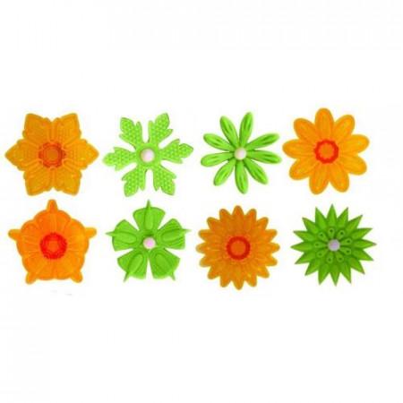 Set 4 decupatoare Flori