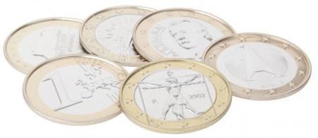 """6 coastere pentru pahare """"Euro"""""""