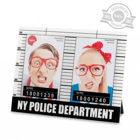 Rama foto dubla NYPD