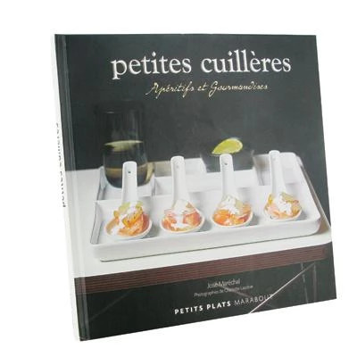 Cartea œPetites cueillères - in limba franceza