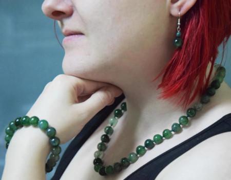 Set bijuterii Green