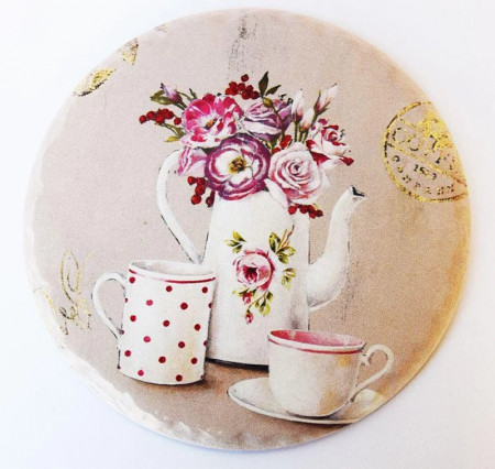 Suport oala ceramic