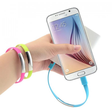 Brățară USB de încărcat telefonul samsung