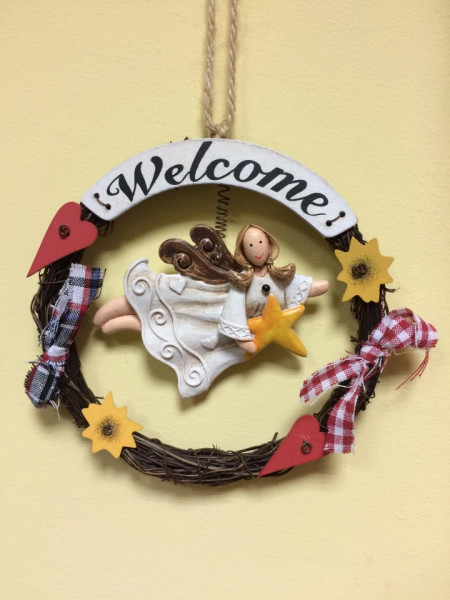Ornament welcome