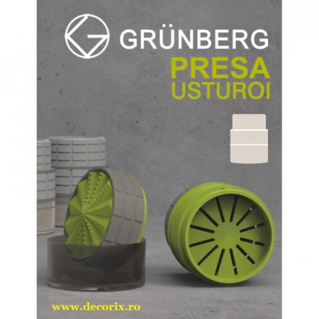 PRESÄ' DE USTUROI GRUNBERG