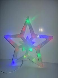 Steluta decoratiune Craciun LED