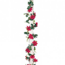 Ghirlanda de flori de Steaua Craciunului
