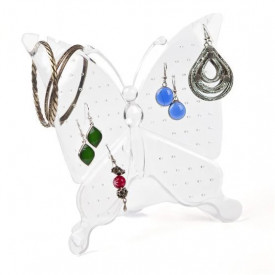 Suport bijuterii - fluture