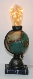 Lampa globul pamantesc