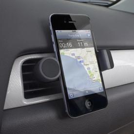 Suport auto telefon pentru grila ventilatie