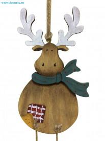 Ornament ren din lemn