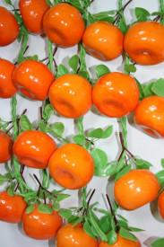 Sir cu 4 mandarine artificiale