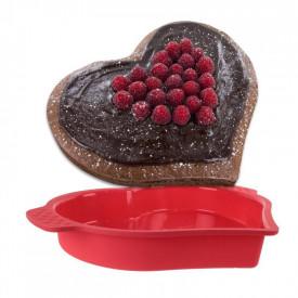 Forma silicon prajitura Inima