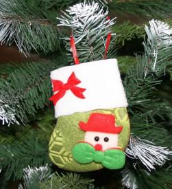 Ornament Soseta verde