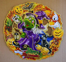Decoratiune Happy Halloween