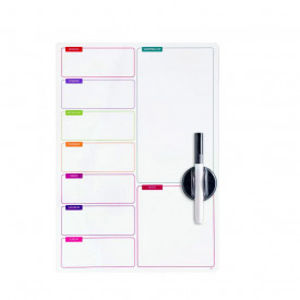 Lista cumparaturi cu magnet pentru frigider