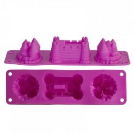 Forma silicon Castel 3D