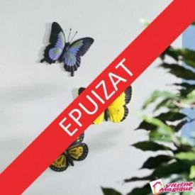 Set de 3 fluturi decorativi