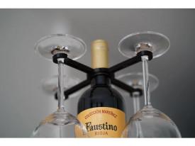 Suport de pahare sticla de vin