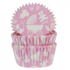 50 hartiute briose Baby roz