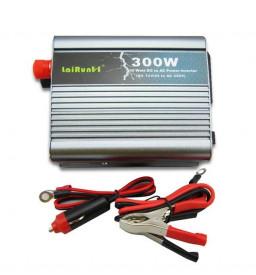 Invertor auto 300W DC 12V la AC 220V