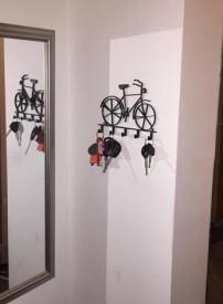 Suport chei bicicleta
