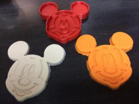Forma decupaj Mickey Mouse