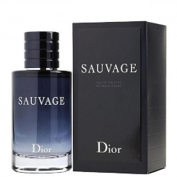 Apa de Parfum Christian Dior Sauvage, Barbati, 100 ml