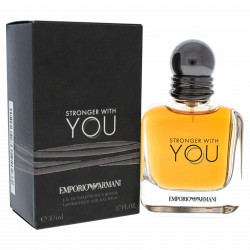 Apa de Toaleta Giorgio Armani Stronger with You, Barbati, 100 ml
