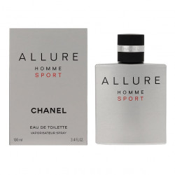 Apa de Toaleta Chanel Allure Homme Sport, Barbati, 100 ml