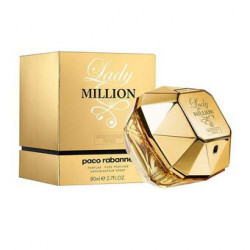Apa de Parfum Paco Rabanne Lady Million, Femei, 80ml